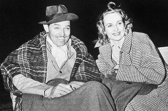 Gable and Lombard 1938