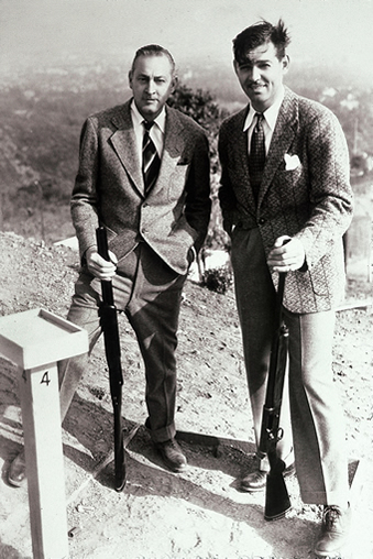with John Barrymore