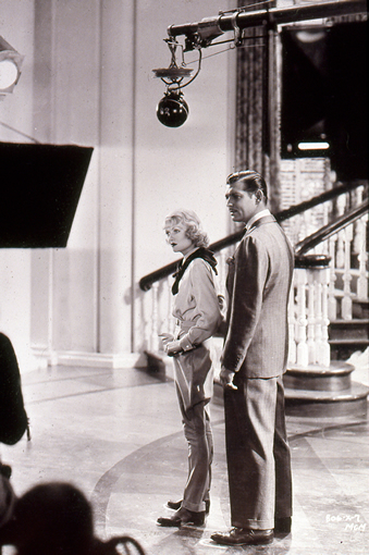 with Constance Bennett